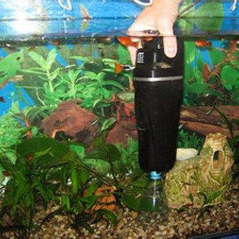 Чистка аквариума сифоном своими руками