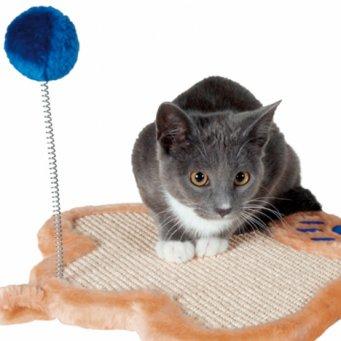 Как сделать своими руками игрушку для котят дома фото 735