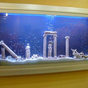 в аквариуме черви почему