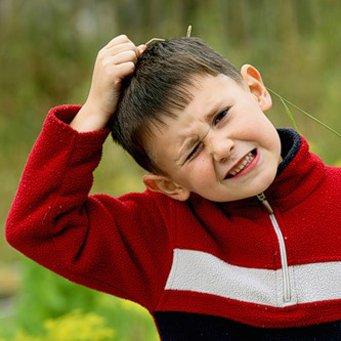 сильная реакция на укус комара у ребенка