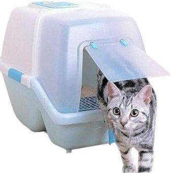 Туалет для котенка