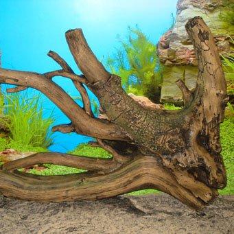 Украшения для аквариума из керамики и пластика, натуральные кораллы, различные элементы аквариумного оформления...