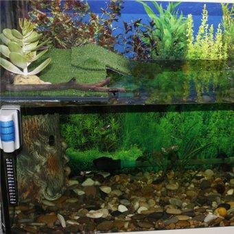 Островок для аквариума своими руками фото 631