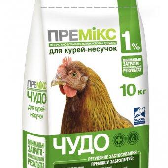 перомикс для куриц инструкция